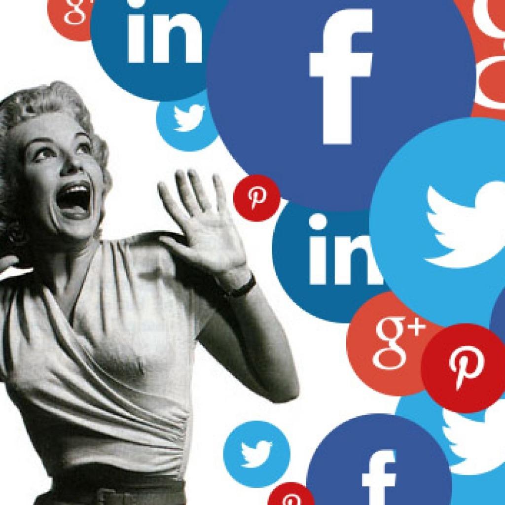 is social media bad