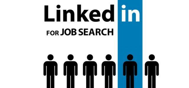 linkedin for job search