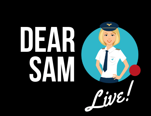 Dear Sam Live E29 – What To Do With Resume Gaps