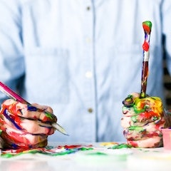 When is a creative approach appropriate on your resume?
